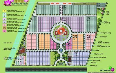 Bồng Lai Viên: Công ty cổ phần Hoàn Lộc Việt Đức Hòa