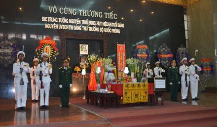 Nhà tang lễ Bộ Quốc Phòng