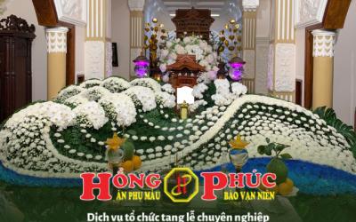 Tổ chức tang lễ cấp cao cho cán bộ, công viên chức